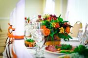 Декоративное оформление свадеб