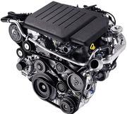 Японский      двигатель**